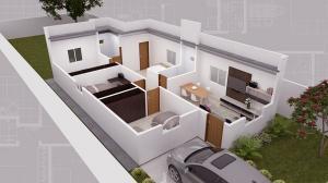 wzniesienie własnego domu